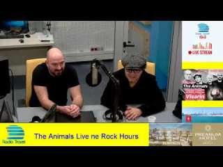 The Animals on Radio Travel @RadioTravelAl