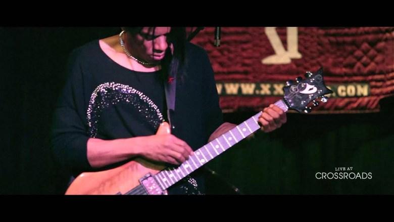 "Stanley Jordan ""Stairway to Heaven"" Live at Crossroads (Garwood NJ)"