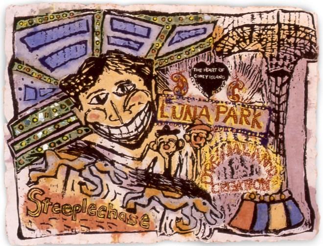 Coney Island Icons by Stewart Nachmias