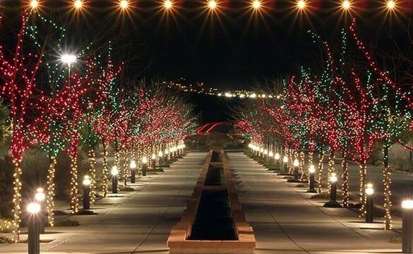 christmas event in utah