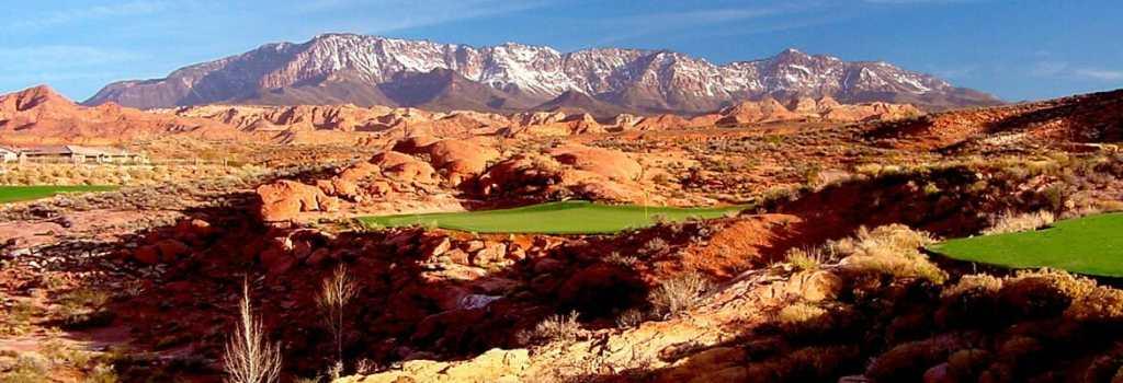 golf in utah