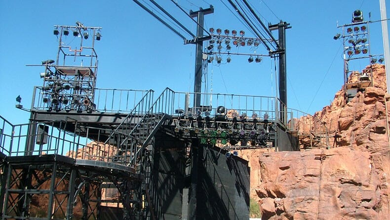 Tuacahn Backstage Tour