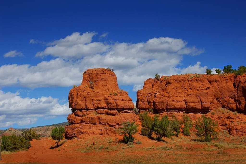 Red Cliffs Utah