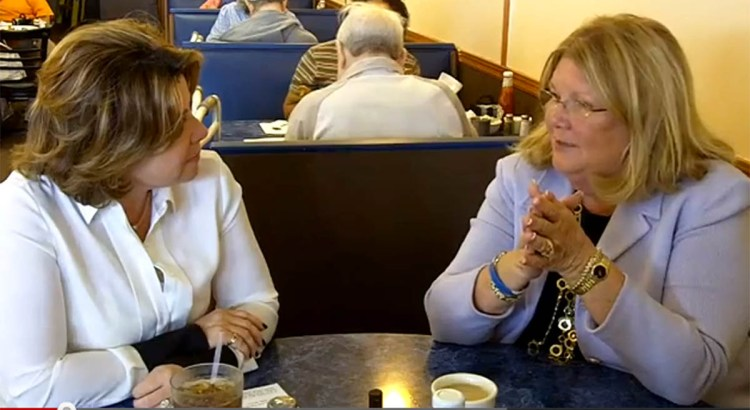 "Broward County Commissioner Stacy Ritter interviews Property Appraiser Lori Parrish in her ""Coffee with Stacy"" Video"