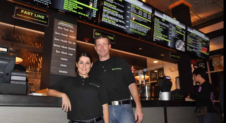 Grand Opening Weekend of BurgerFi in Coral Springs