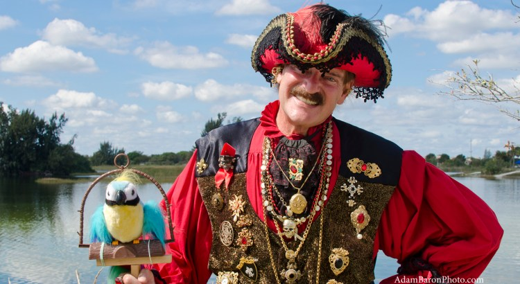 Florida Renaissance Festival Going on Until March
