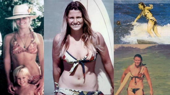 Local Resident and Champion Surfer Honored in Exhibition