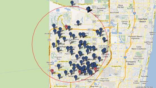 Find out if Sexual Predators Live in your Neighborhood