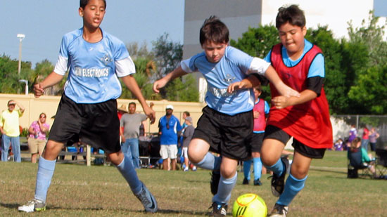 Coral Springs Youth Soccer Registrations Starting August 25