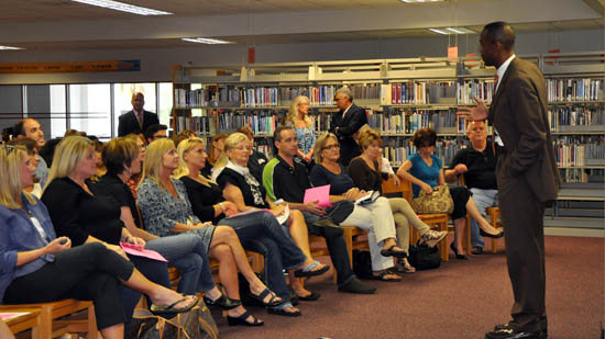 Meeting with Superintendent Offers Few Answers for Stoneman Douglas Parents