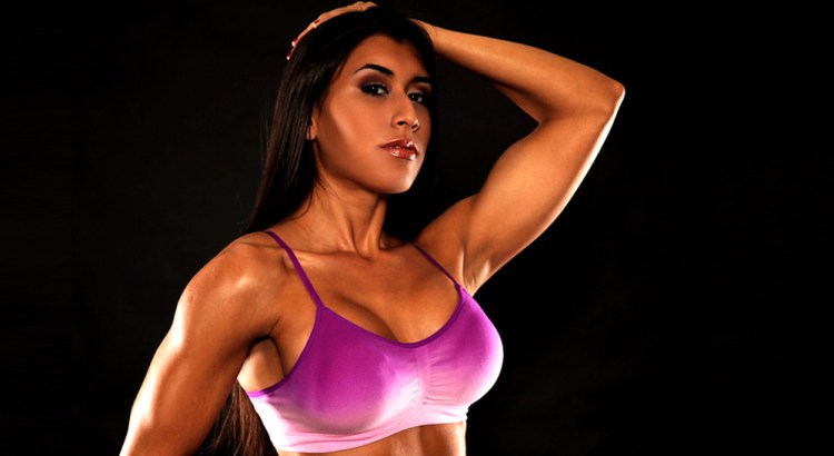 Local Woman's Future as a Fitness Competitor Shapes Up