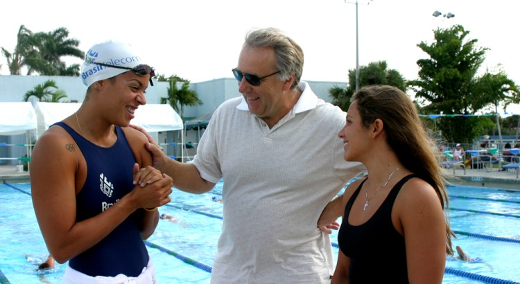 Coral Springs Aquatic Complex Pool to be Named after Coach Lohberg
