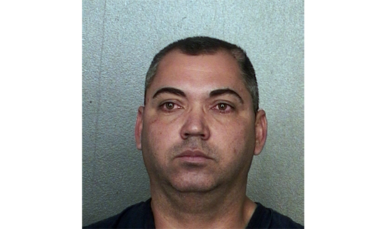 Coral Springs Man Arrested for Striking Girlfriend with Machete