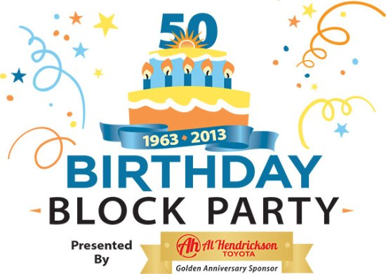 BirthdayBlockParty
