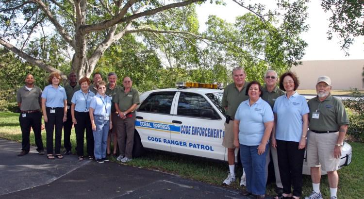 Coral Springs is Seeking Volunteers for Code Ranger Program