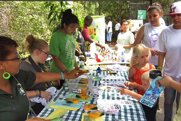 EarthFest Celebration in Coral Springs on April 12