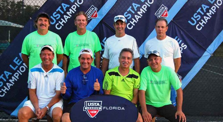 Tennis players from Coral Springs win State and Travel to Nationals