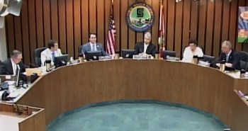 Coral Springs City Commission Meeting Aug 20