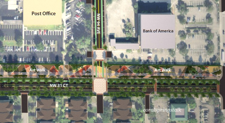 Details and Costs of the New ArtWalk Project