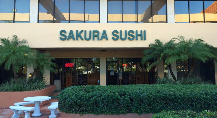 Sakura Japanese Restaurant: Down Home Vibe with an Asian Twist