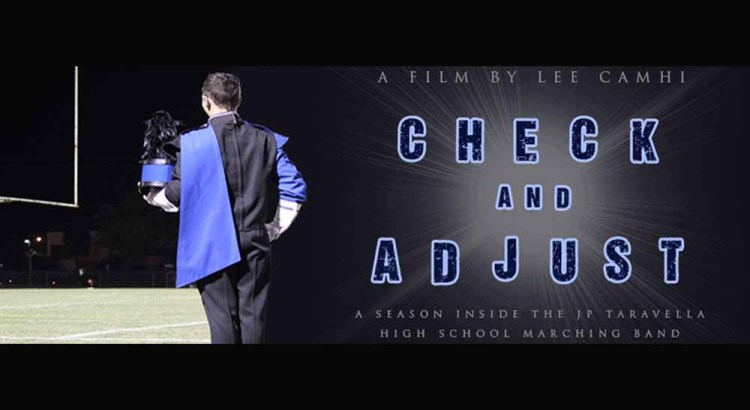 """Check and Adjust"" Film Shows Journey of Local Marching Band"