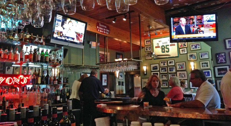 Runyon's Happy Hour: Old Becomes Hip and Cool