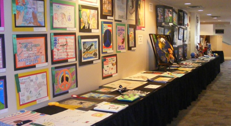 Students Artwork on Display at MLK Art and Literary Exhibit