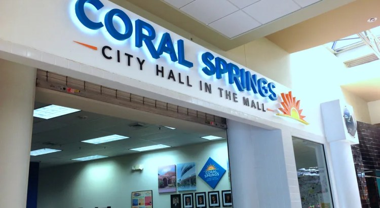 City Hall at the Mall Increases Service Fees