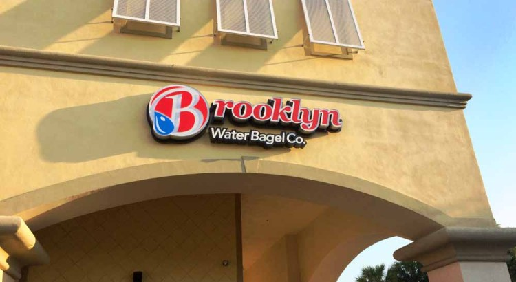 The Original Brooklyn Bagel Co: What's With the Water?