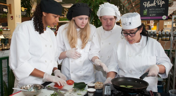 Sign Up for the Next Teen Cook-Off in Coral Springs