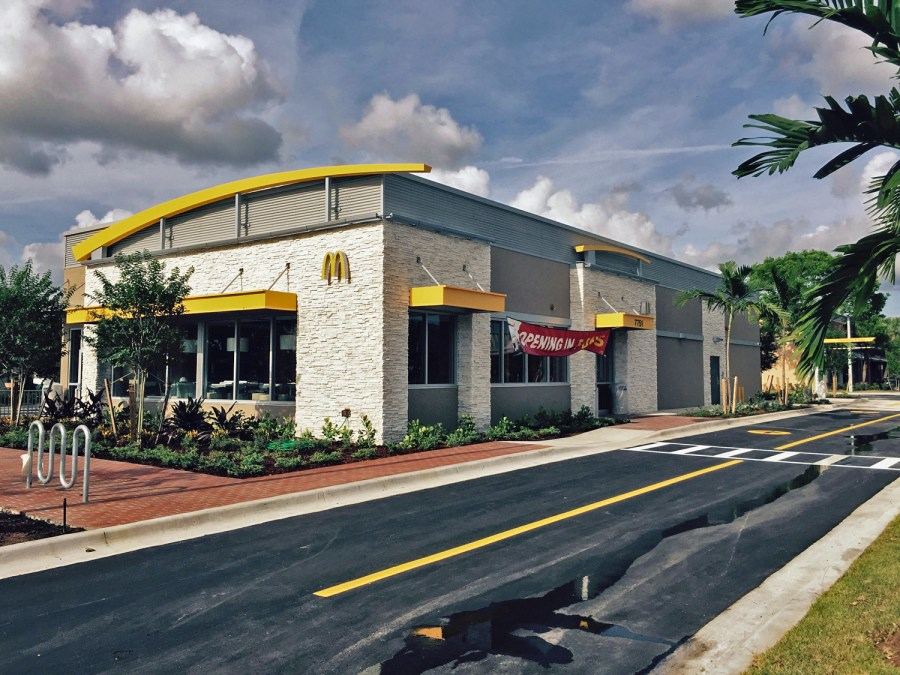 McDonald's Coral Springs