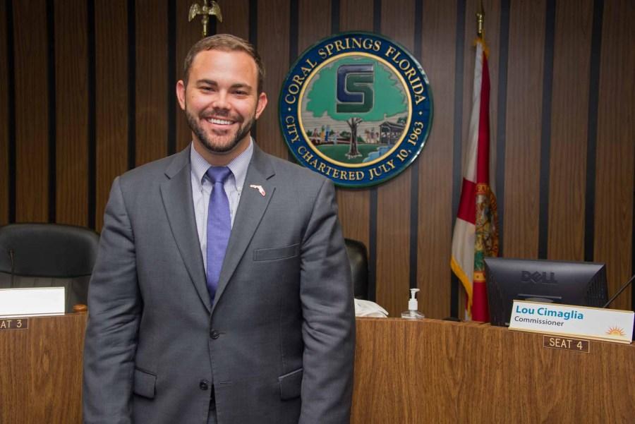Vice Mayor Dan Daley