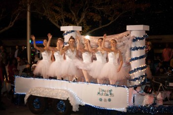 Coral Springs Holiday Parade