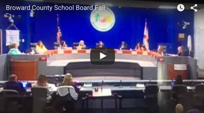 Broward County School Board Ignores Residents: Appoints Freedman