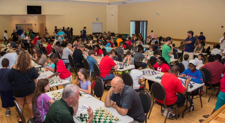 Mayor's Chess Challenge Brings Out Local Clubs