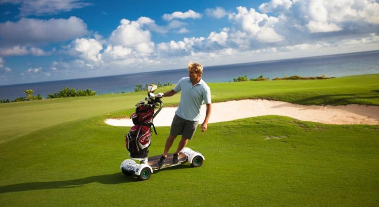 Heron Bay Offering Golfboards: A Faster, More Fun Way to Play