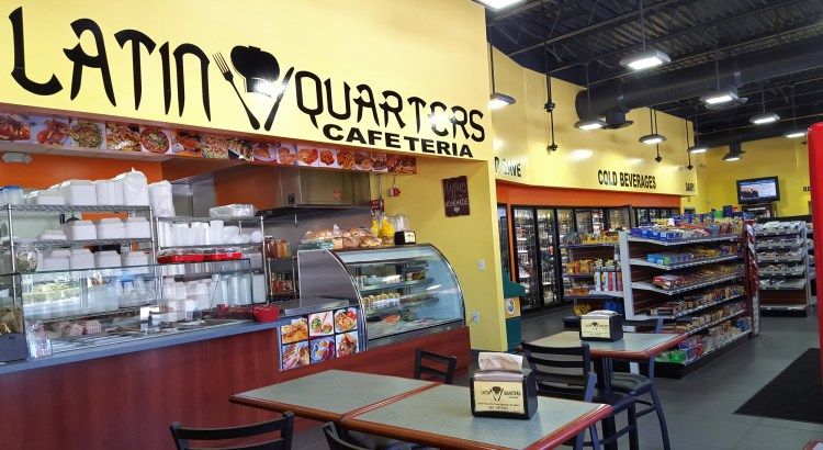 Fill 'Er Up:  Latin Quarters Café in Coral Springs