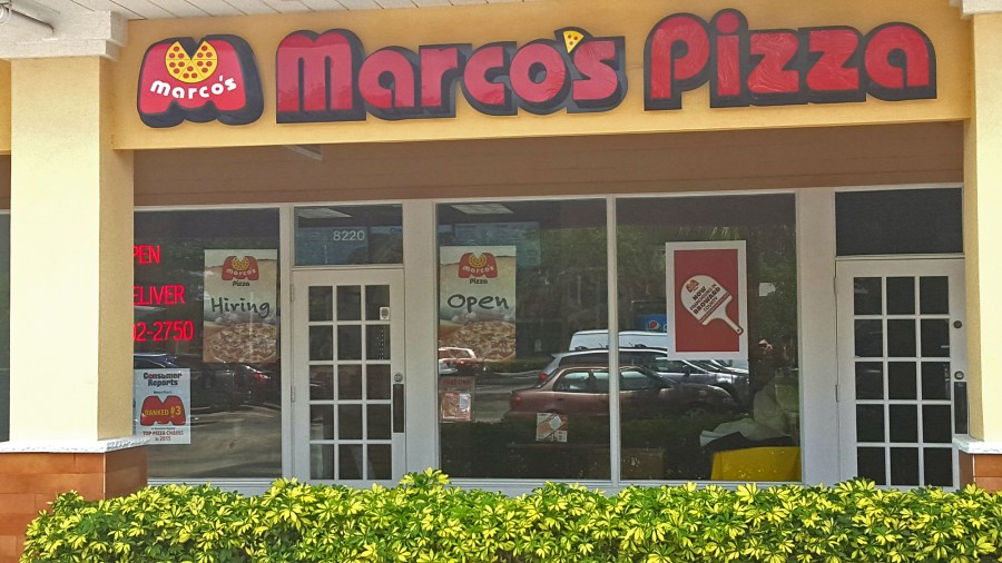 Marco's Pizza in Coral Springs