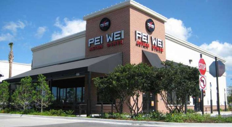Pei Wei: Grand Opening for New Location in Coral Springs