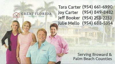 Great Florida Homes Team