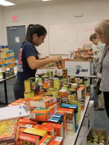 City of Coral Springs Collecting Donations for Thanksgiving Baskets