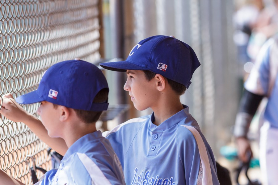 North Springs Little League Minors--Marlins vs Royals. Photos by Maurice Ross Photography.
