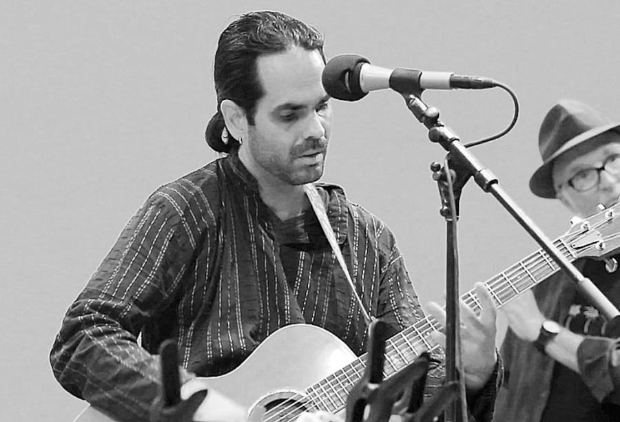 Musician Jason Hanley