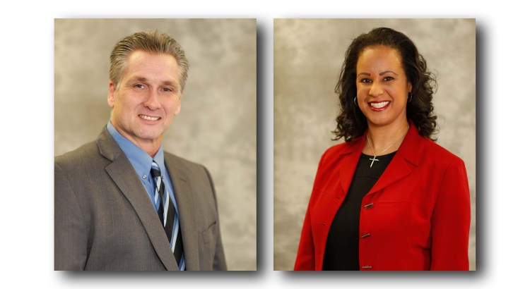 Argent, Brown are Named Finalists for Assistant Principal of the Year
