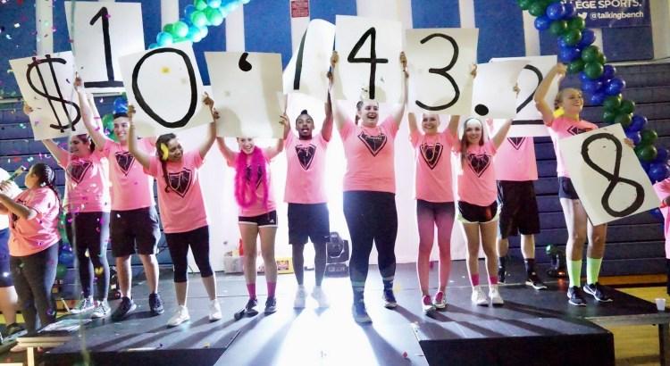 Coral Springs High School Raises Big Money Dancing for Children's Hospital
