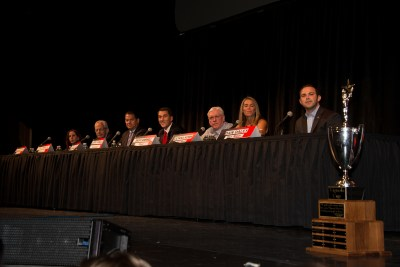 Teen Political Forum. Photo by Coral Springs Talk.