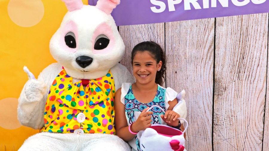 2016 Egg Hunt.  Photo courtesy City of Coral Springs.