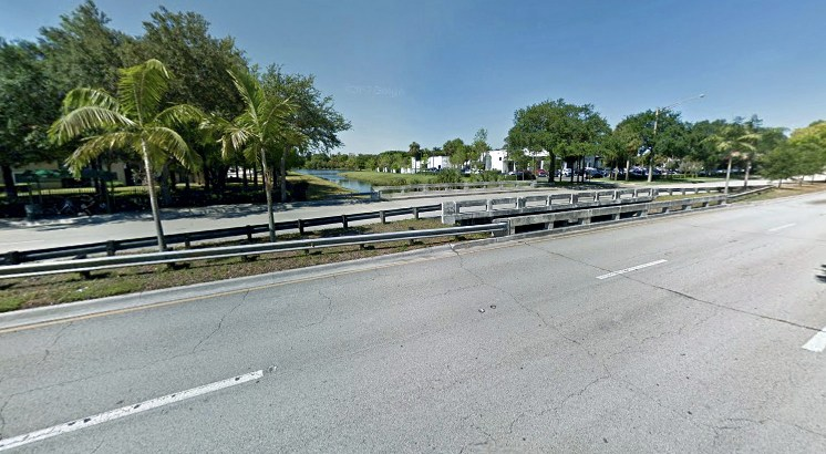 Atlantic Boulevard Bridge in Coral Springs Undergoing Improvements