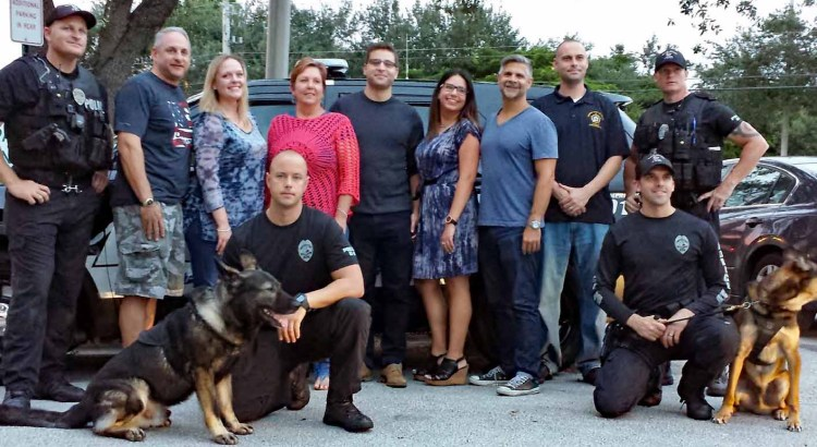 Fundraiser for Retired Police K9's to be Held in Coral Springs