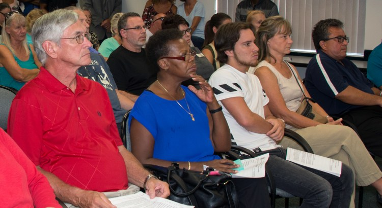 Residents Speak Out Against Tax Increase at Coral Springs Budget Hearing